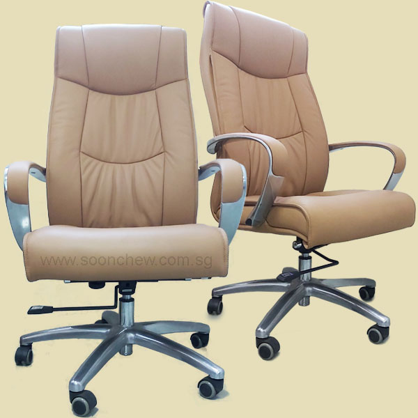 Leather Office Chair Singapore
