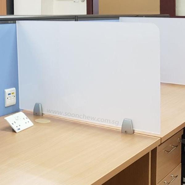 Desktop Privacy Divider Screen Parion